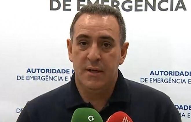 """Proteção Civil alerta para """"`cocktail` meteorológico"""" de risco"""