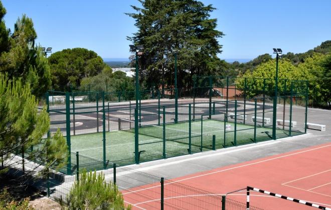 Equipamentos desportivos remodelados abrem ao público no Parque Urbano do Rio da Figueira